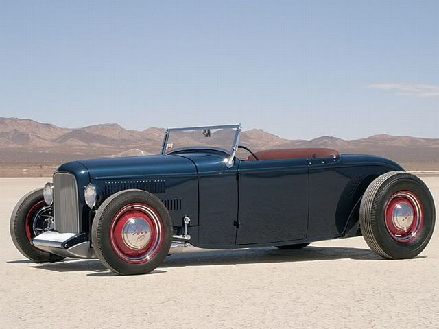 Jim Khougaz roadster