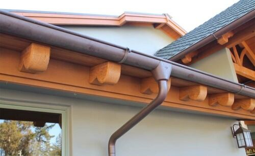 Valor Gutter Guard Protection System Can Fit On All Of Your New Or Preexisting Gutters Contact Us For More Inf How To Install Gutters Seamless Gutters Gutters