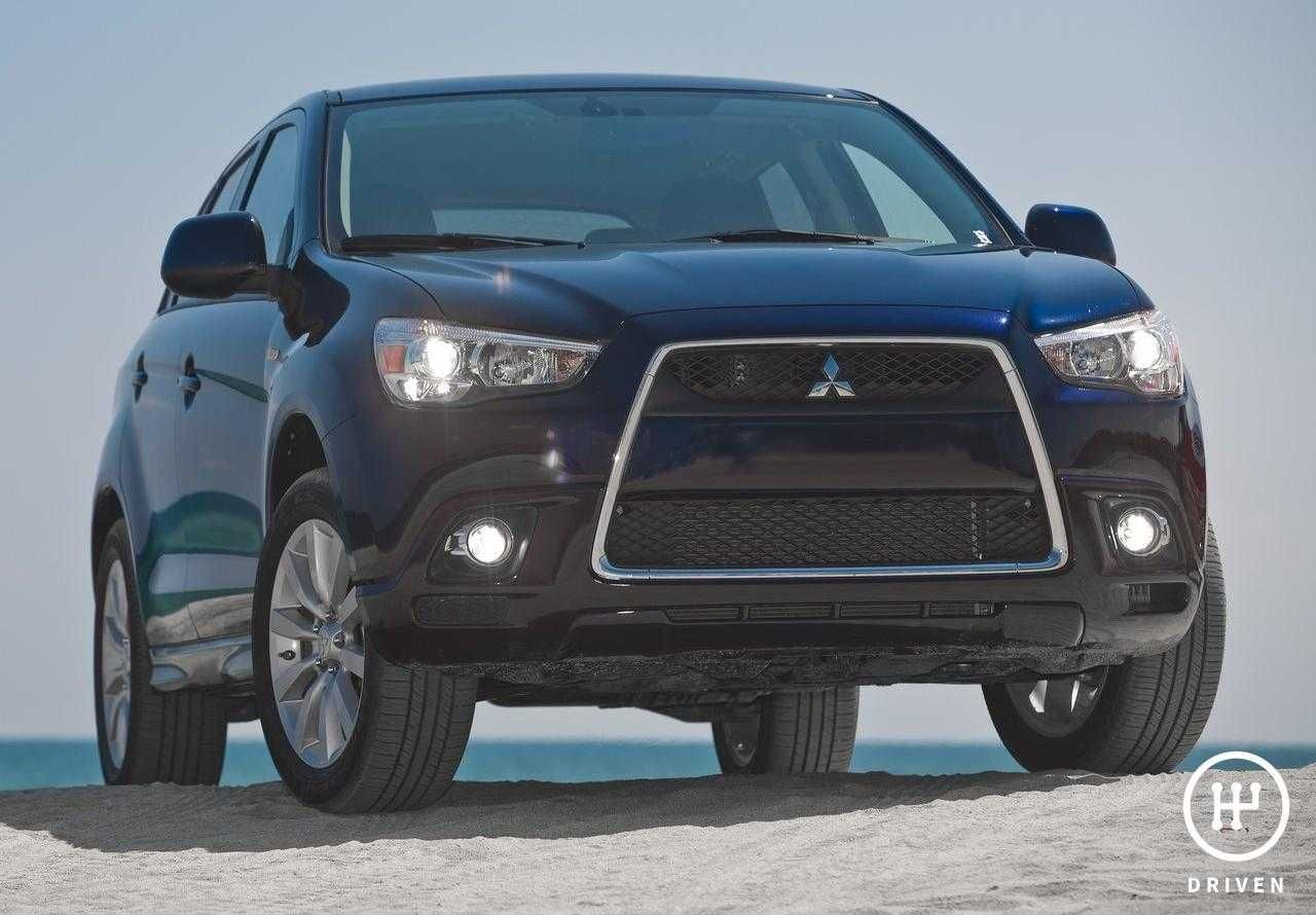Mitsubishi 2011 Outlander Sport Technical Features