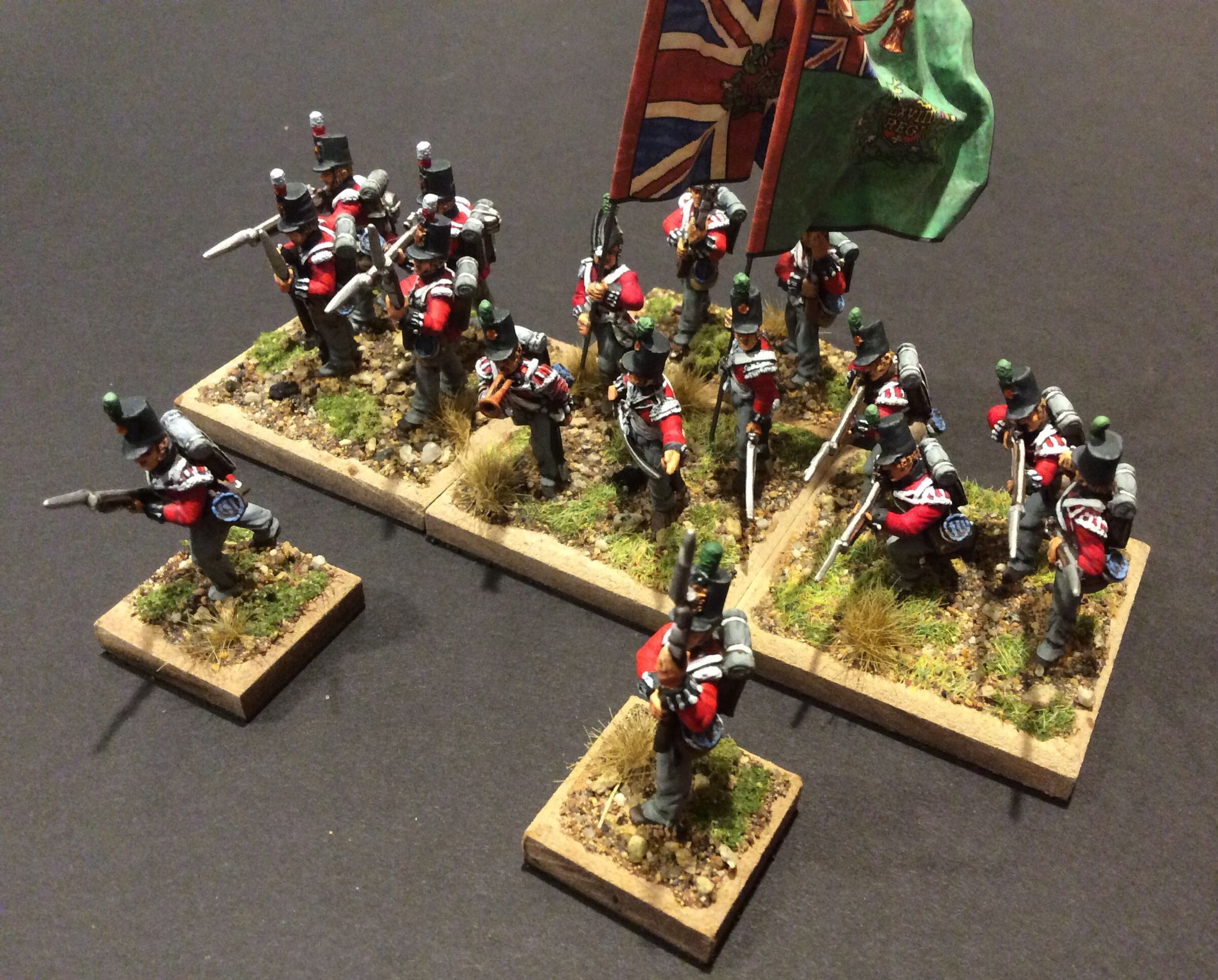 28mm napoleonic | Napoleonic 28mm miniature inspiration | 28mm