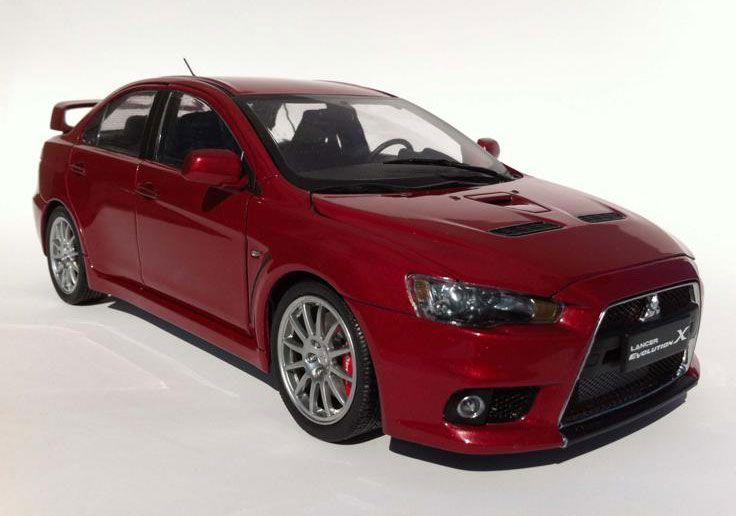 2010 Mitsubishi Lancer Evolution X Japanese Sports Cars
