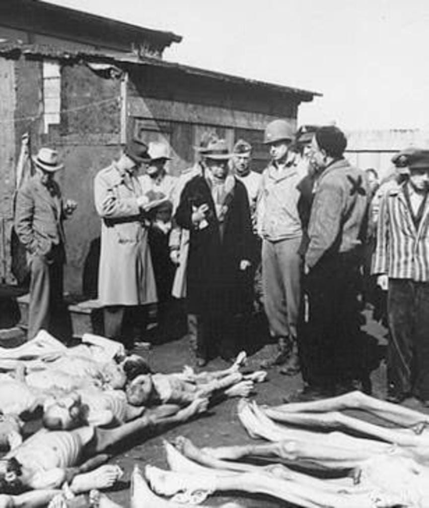 23 fotos chocantes do Holocausto que você nunca viu