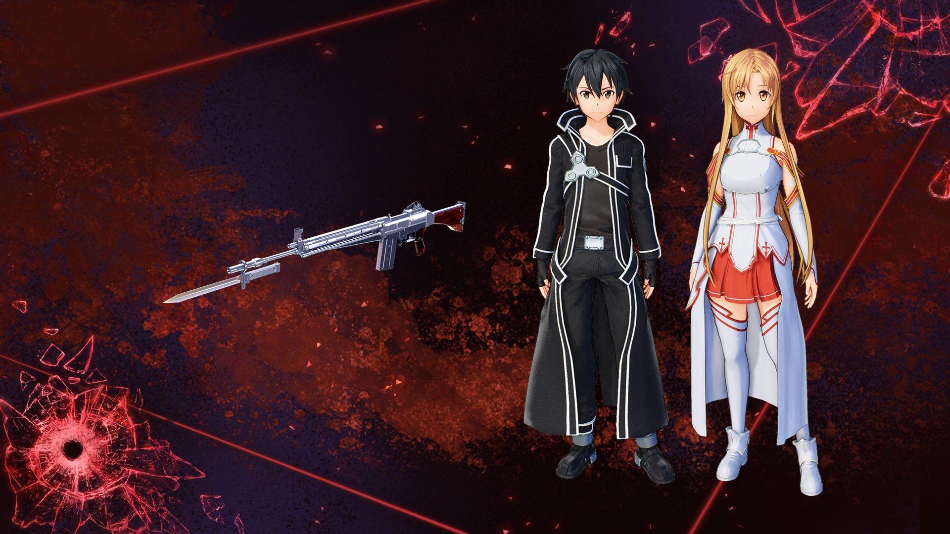 Sword Art Online Elegant Ooc2b1oc2a7o Sword Art Online Fatal