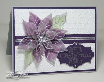 LW Designs: Joyful Christmas Cards
