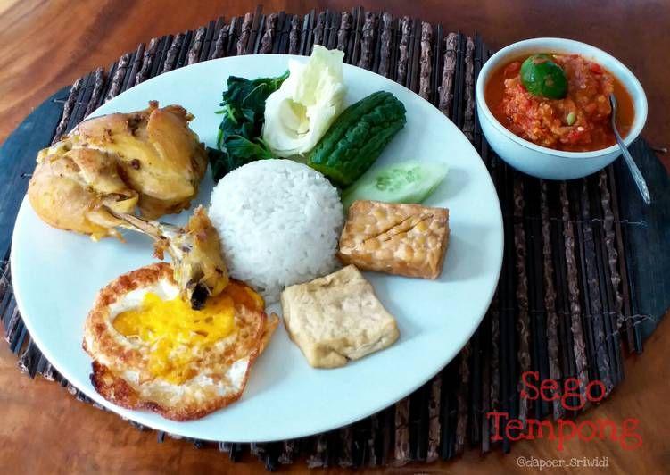 Resep Sego Tempong Pr Uuenaktenanrek Oleh Dapoer Sriwidi Resep Resep Masakan Masakan Resep Makanan