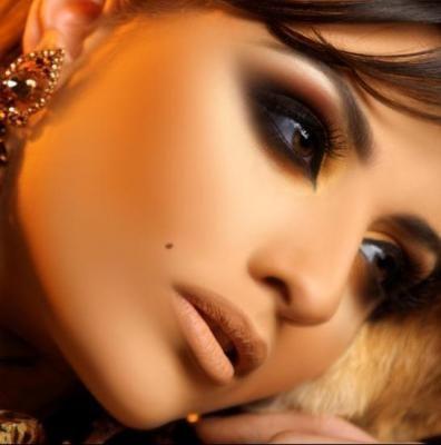 L\u0027art du maquillage libanais
