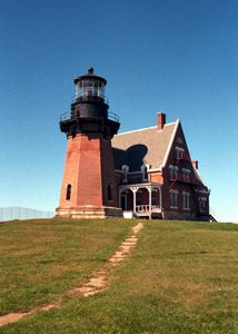 Block Island Southeast Light Mesmerizing Block Island Southeast Lighthouse Rhode Island  A Light In The Dark Inspiration Design