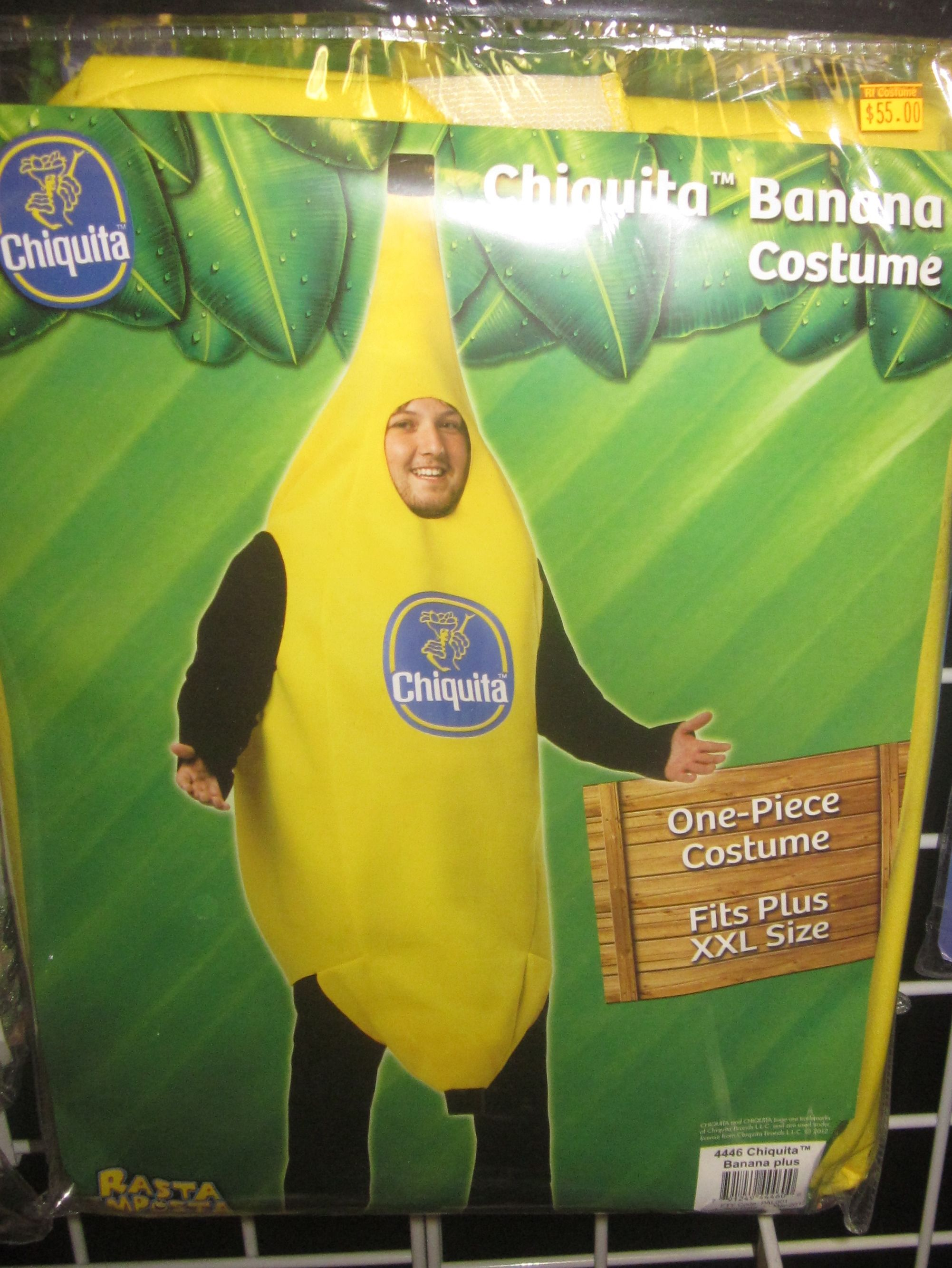 Banana anyone adult costumes pinterest