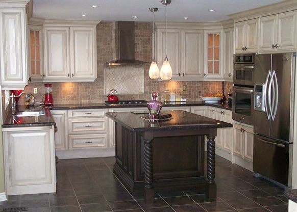 is it advisable to only replace kitchen cabinet doors from Change ...