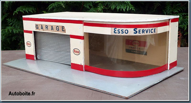Garage Au Stations Esso D'essence 143Les Depreux Anciennes iPkZXuO