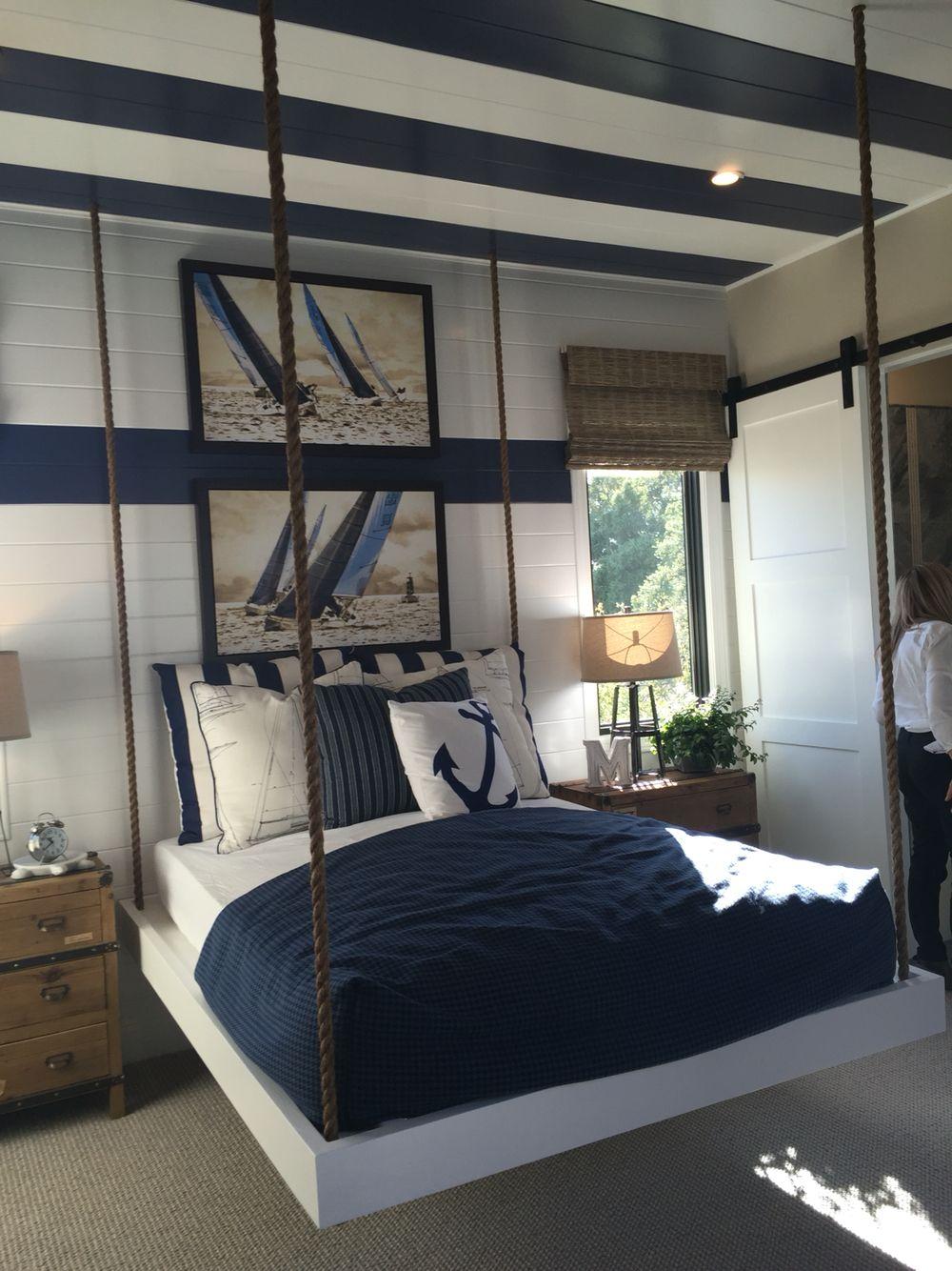 Nautical Room Coastal Bedroom Decorating Nautical Decor Bedroom