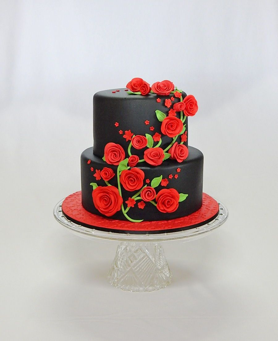 Pin On Spooky Cakes And Party Themes