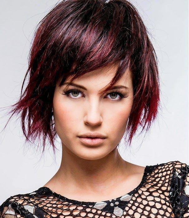 moda cabellos tintes de pelo cortes bob
