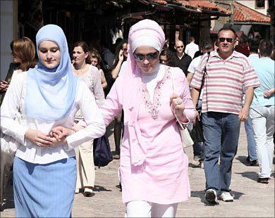 bosnia women
