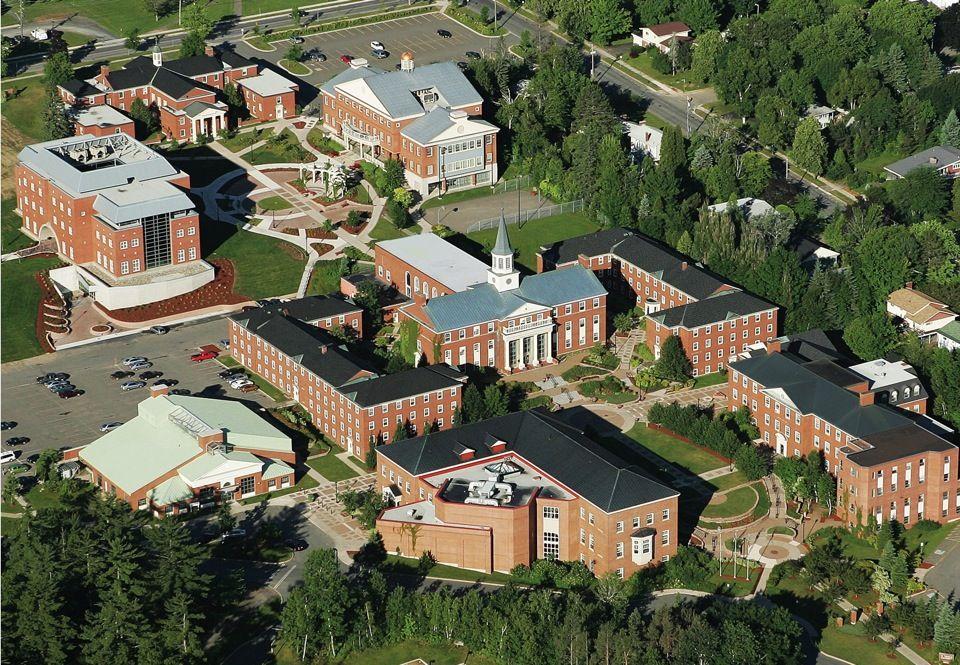 St Thomas University Florida >> St Thomas University Campus Law Grad Schools In The Usa