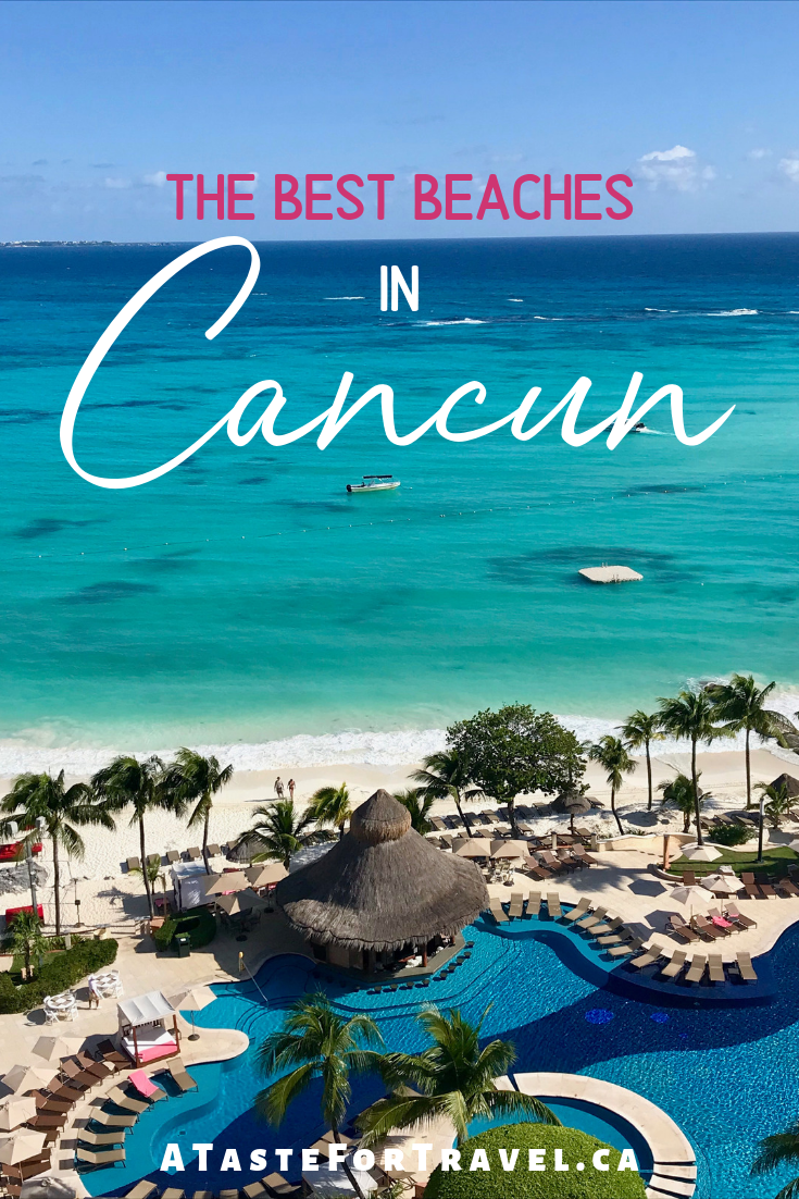 Traveling to Cancun? Here's What You Need to Know about