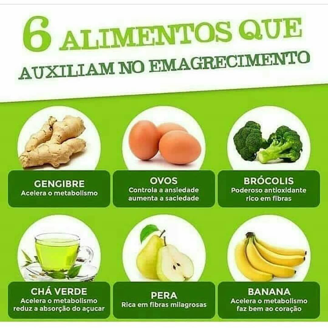 Boa Tarde Meninas Hoje E Dia De Dica Os 6 Alimentos Que Auxiliam