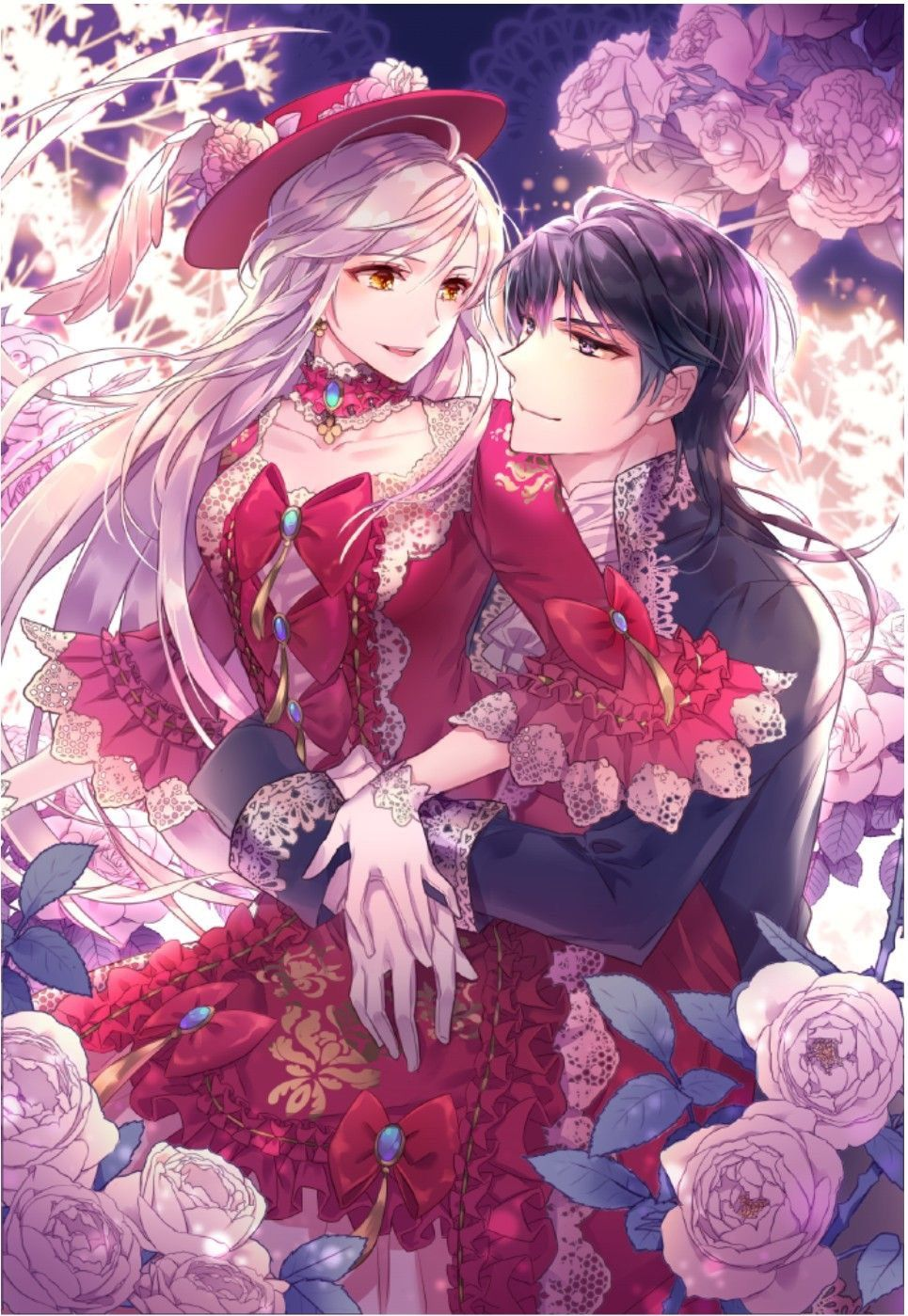 Pin von Himikºchan auf Cute Anime Couple Anime paare