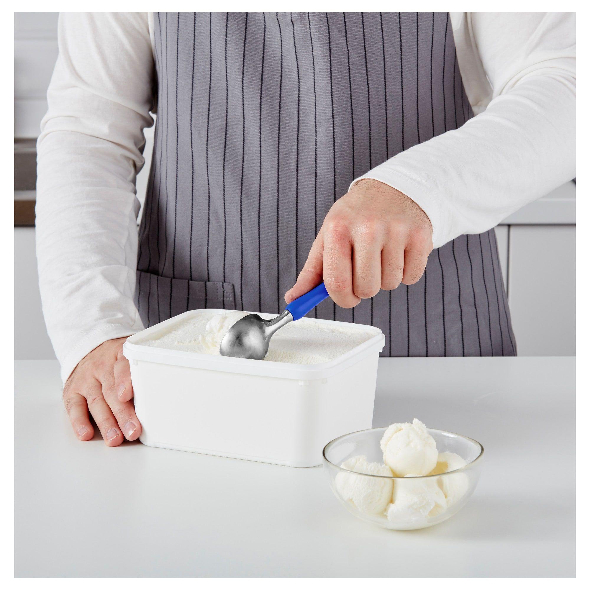 IKEA CHOSIGT ICE CREAM SCOOP COLOR GREEN