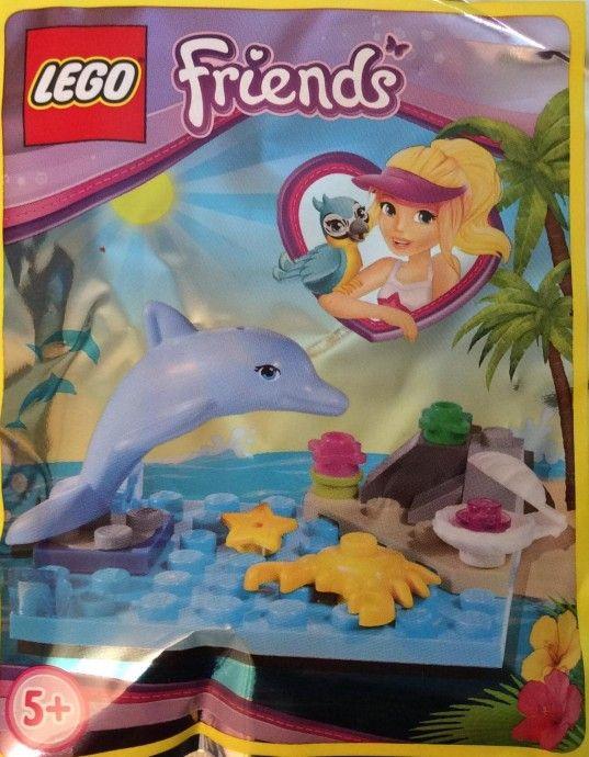 2015 471518 Dolphin And Beach Lego Lego Friends Lego Friends