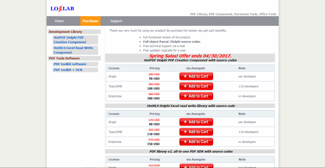 HotPDF Team SME License Discount Coupon Codes – Promo Sale