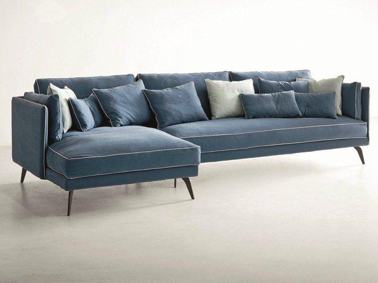 Canape De Style Contemporain Milton By Dall Agnese Design Imago Design Massimo Sofa S Hoekbank Huis Interieur