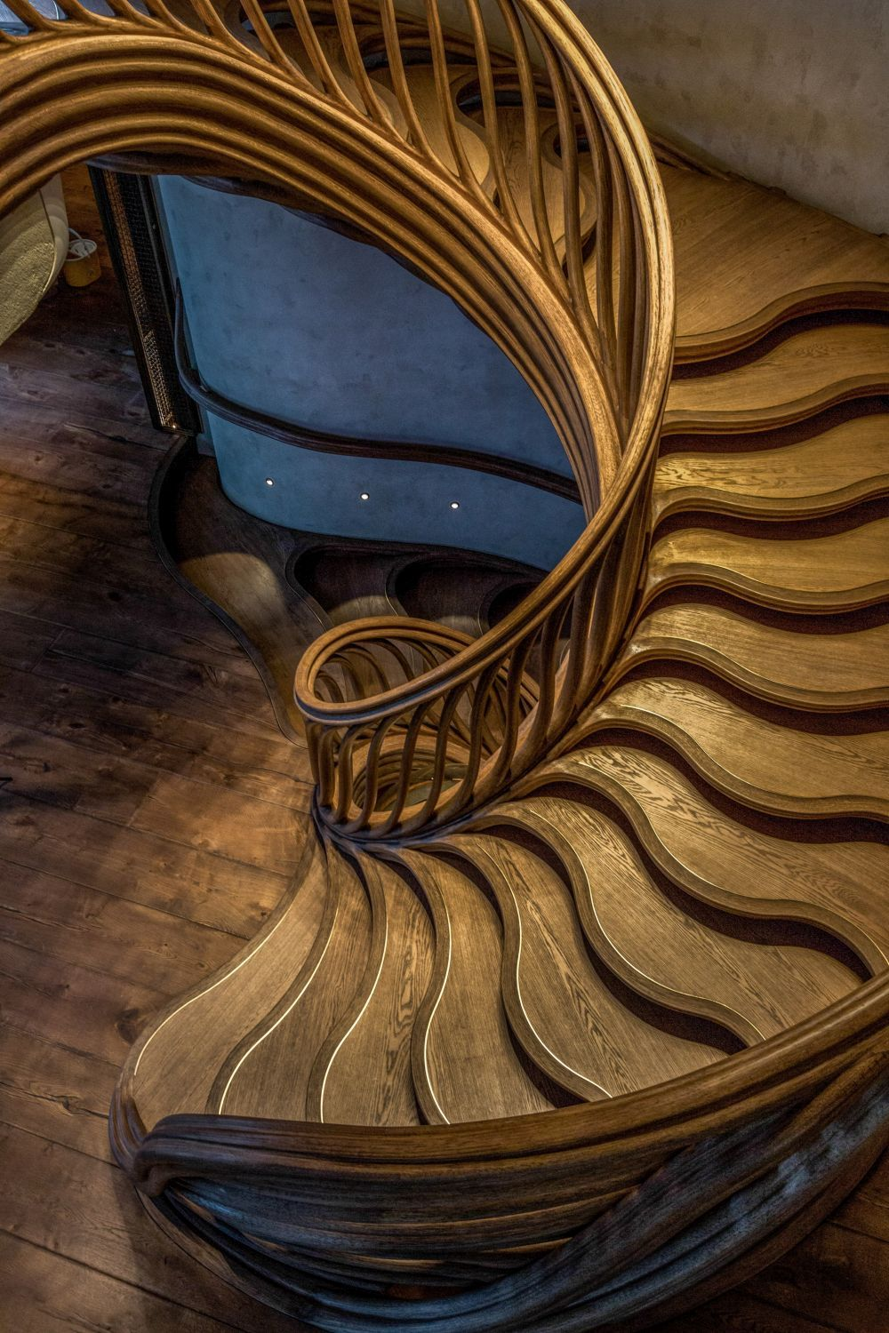 Best 10 Stair Handrail Ideas With Glamorous Designs Staircase 400 x 300