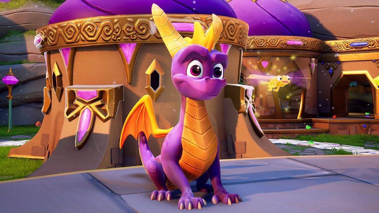 Why The Spyro Reignited Trilogy Delay Doesnt Worry Us Jonathon Dornbush And Daemon Hatfield