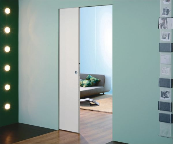 pocket sliding door eclisse syntesis line sd frameless system