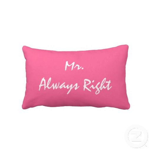 Wife Decorative & Throw Pillows | Zazzle