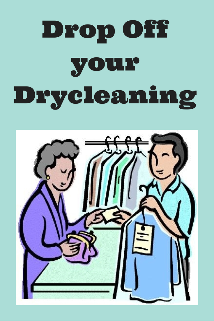 We are a dropoff spot for Quality Cleaners! Bring us your