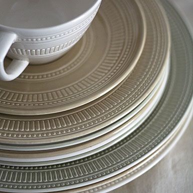 Wedgwood Jasper Conran Impressions Cream Dinner Plate - Crystal Classics & Wedgwood Jasper Conran Impressions Cream Dinner Plate - Crystal ...