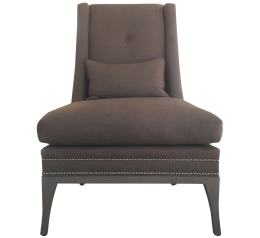 Reagan Hayes Stanley Lounge Chair Front With Images Chair