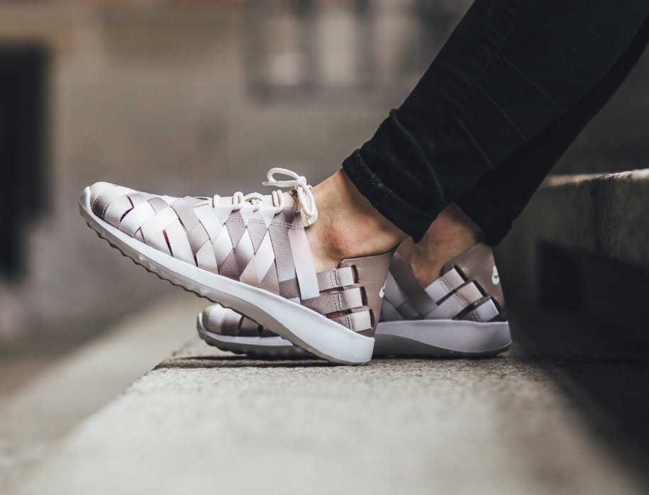 Neutral Shades Coat The Nike Juvenate Woven Premium