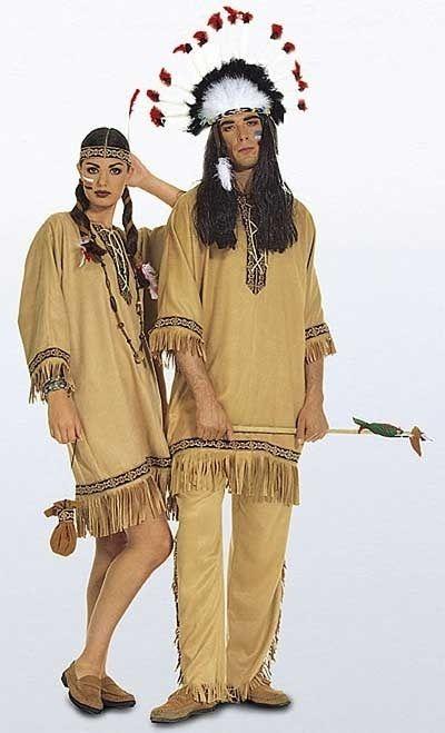 Schnittmuster indianerkleid