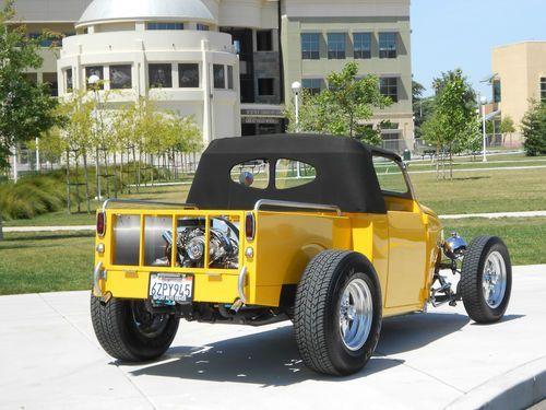 Sell Used Full Custom 1965 Vw Bug Volksrod Pickup Show Car