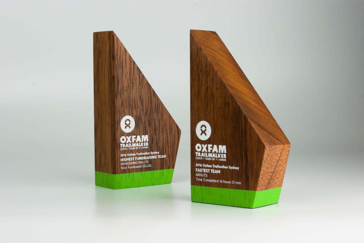 Oxfam Trailwalker Awards