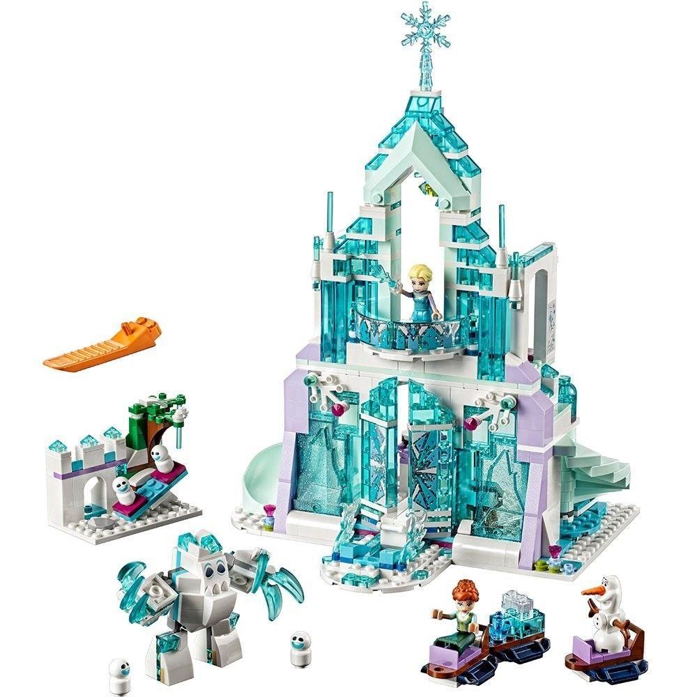 Princess Elsa/'s Sparkling Ice Castle Disney Frozen 316pcs 41062 Building Toy