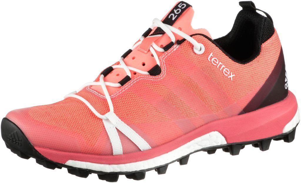 #adidas #Terrex #Agravic #Mountain #Running #Schuhe #Damen #koralle -