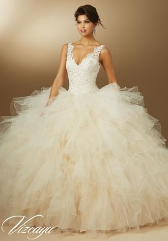 Ballkleid Vizcaya Collection / Mori Lee | dresses | Pinterest | Años