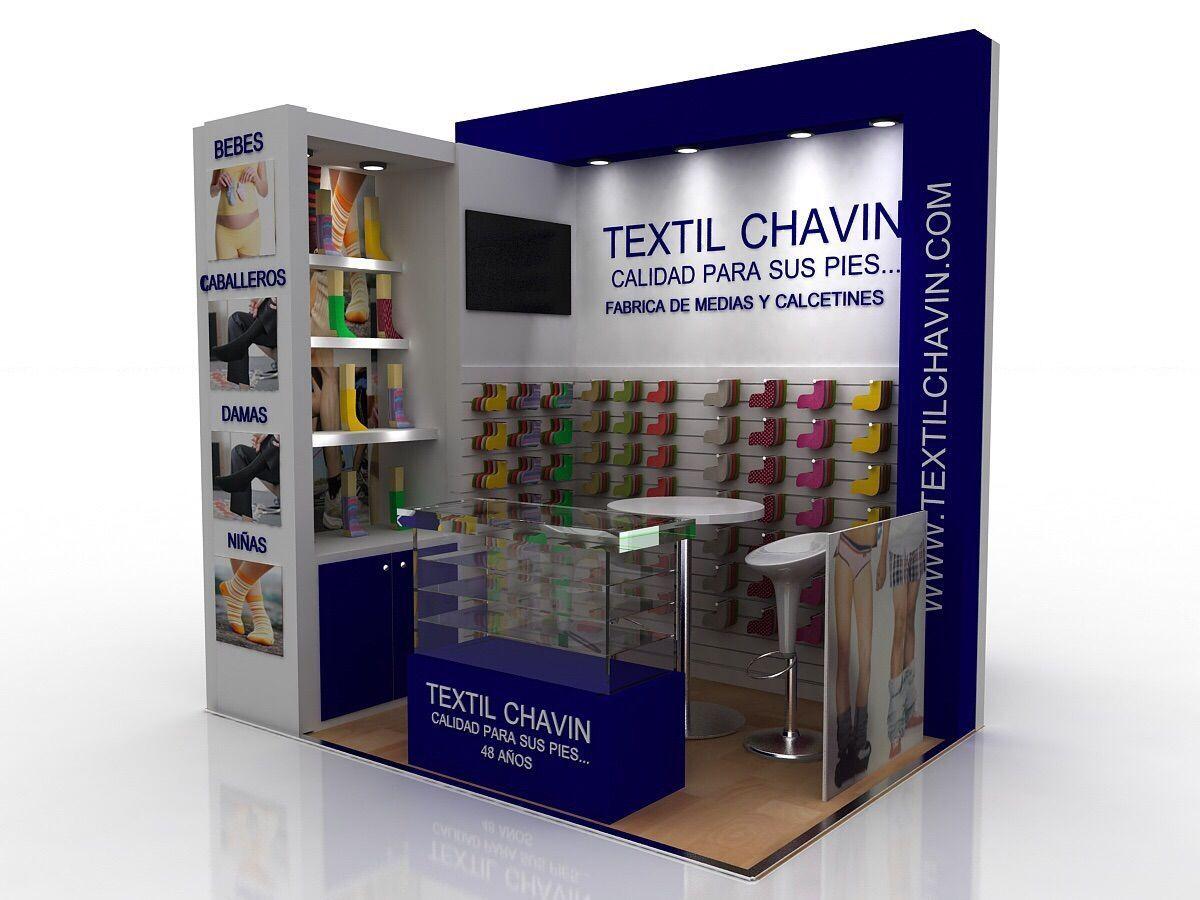 Resultado de imagen para stands creativos peque os for Disenos de stand para exposiciones