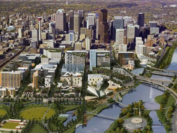 Calgary Canada The Cleanest City In The World Calgary Canada