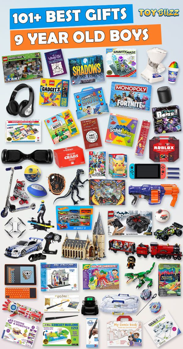 Best Toys And Gifts For 9 Year Old Boys 2019 Best Gifts
