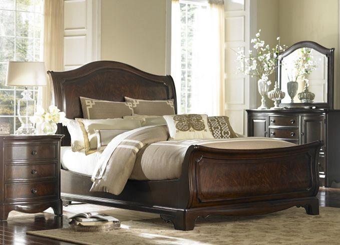 Vickery Creek Bedroom Set Crestwood Creek Gray 5 Pc Queen