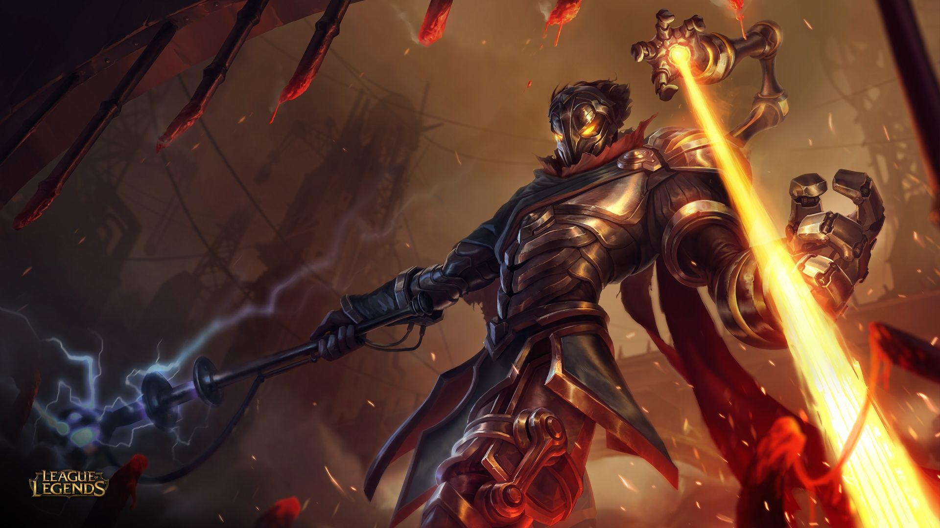 TOP 10: Best Visually Designed Champions in League of Legends (Part I) 3