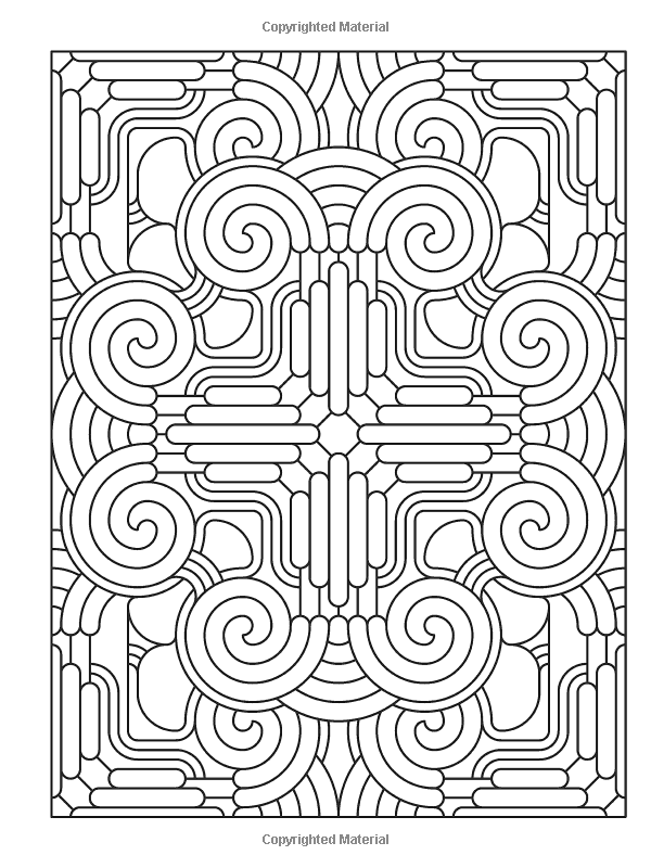 Creative Haven Mandala Madness Coloring Book Creative Haven