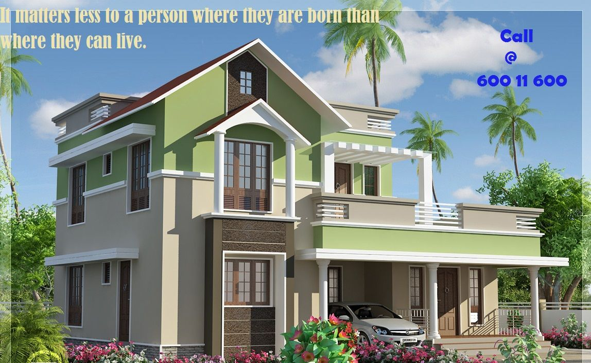 Thinking to buy your own house in kolkata get sbi home for Small house design in kolkata