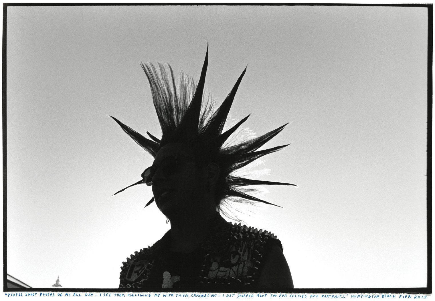 Ed Templeton , Hairdos Of Defiance in 2019