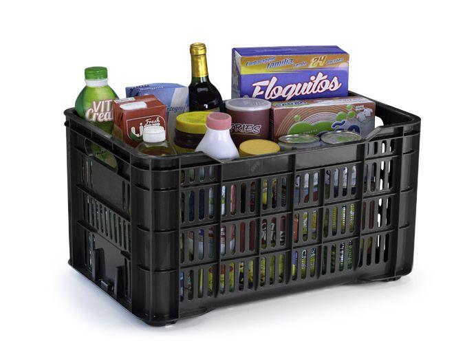 Caixa Mercado Eco Box 45L Ref-5092. Muito pratica para compas de supermercado. Venha até nossa loja e conheça os produtos. Av. Marechal Carmona.395 Vila João Jorge Campinas-SP Fones para contato: Loja (19)2511-6037 Televendas (19)3237-1444.