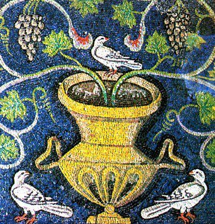 """Federica Antonelli on Twitter: """"La Natura ha strane leggi, ma lei, almeno le rispetta. Longanesi  Buon Lunedì amici! S.Vitale, Ravenna, 547 d.C. https://t.co/tz1TWirEja"""""""